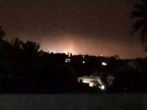 Suicide attack Taji military base, Iraq.  source RamiAlLolah